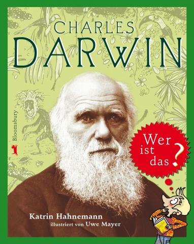 Buchtitel CHARLES DARWIN – Wer ist das?